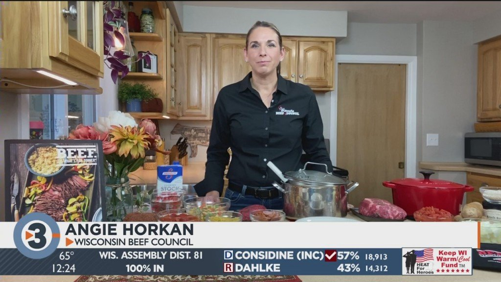 Angie Horkan Shares 2 Soup Recipes Perfect For Chilly Fall Days