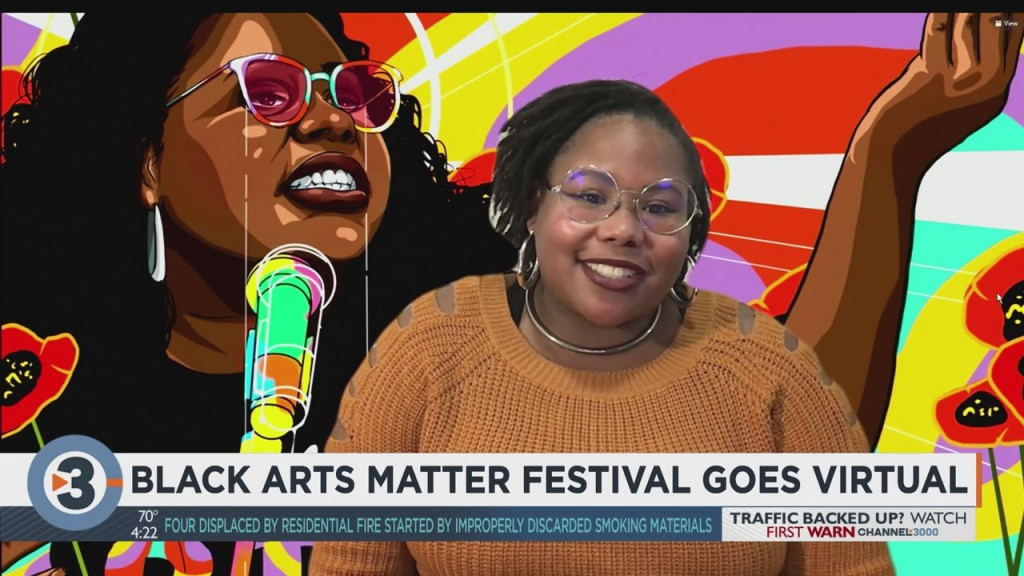 Black Arts Matter Festival Goes Virtual