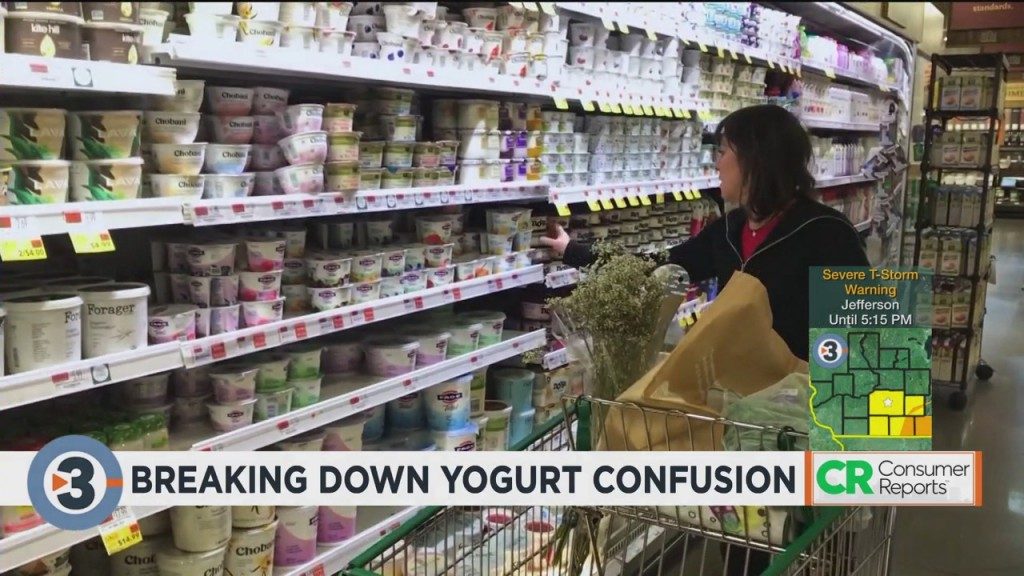 Consumer Reports: Breaking Down Yogurt Confusion