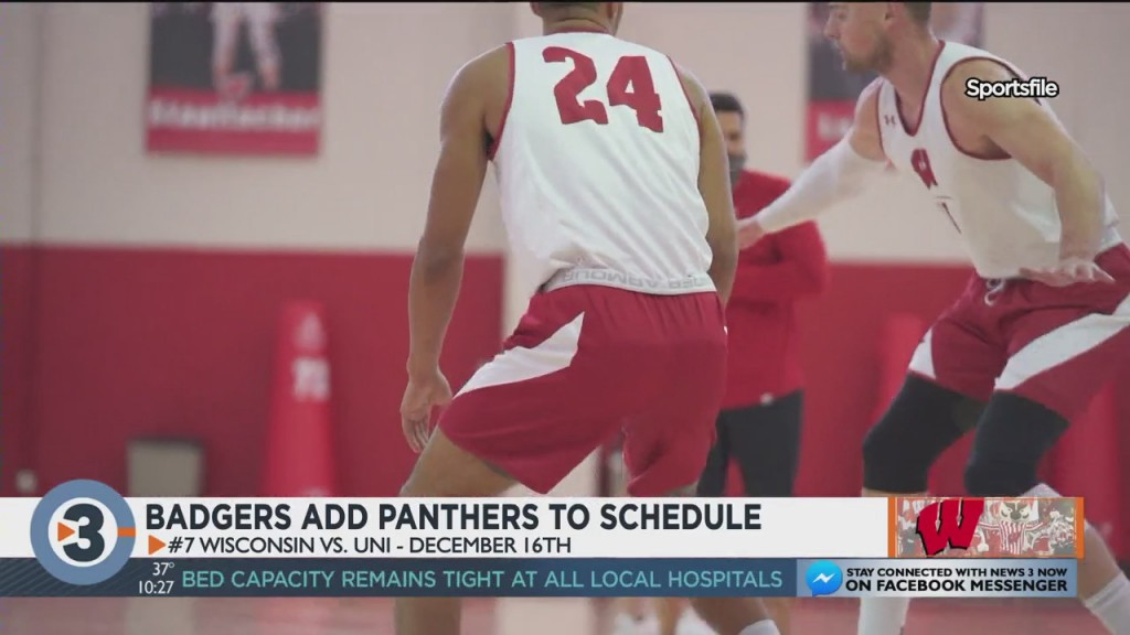 Badgers Add Panthers