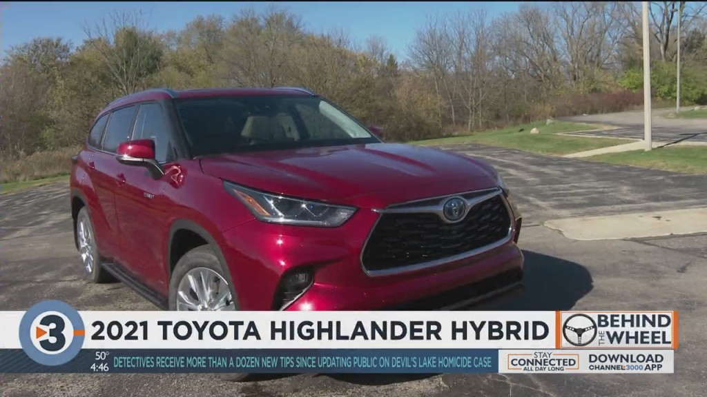 Behind The Wheel: 2021 Toyota Highlander Hybrid