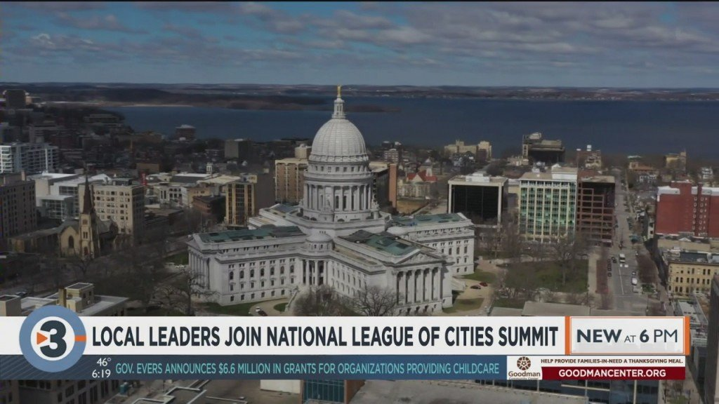 Local Leaders Join National League Of Cities Summit