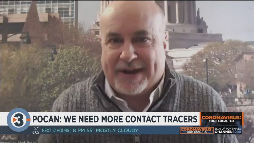 Pocan: We Need More Contact Tracers