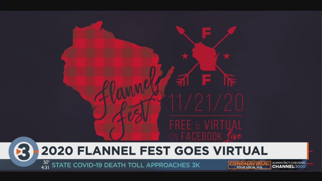 Flannel Fest 2020 Goes Virtual