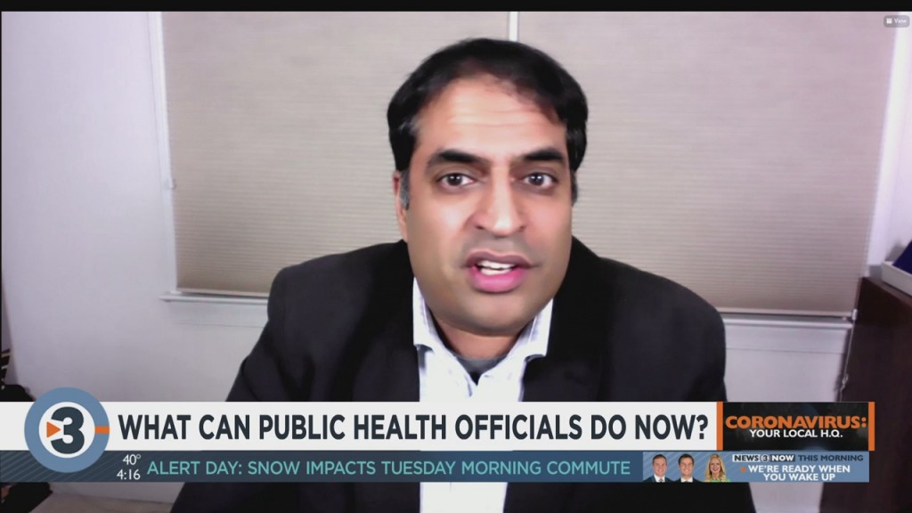 What Can Public Health Officials Do Now?