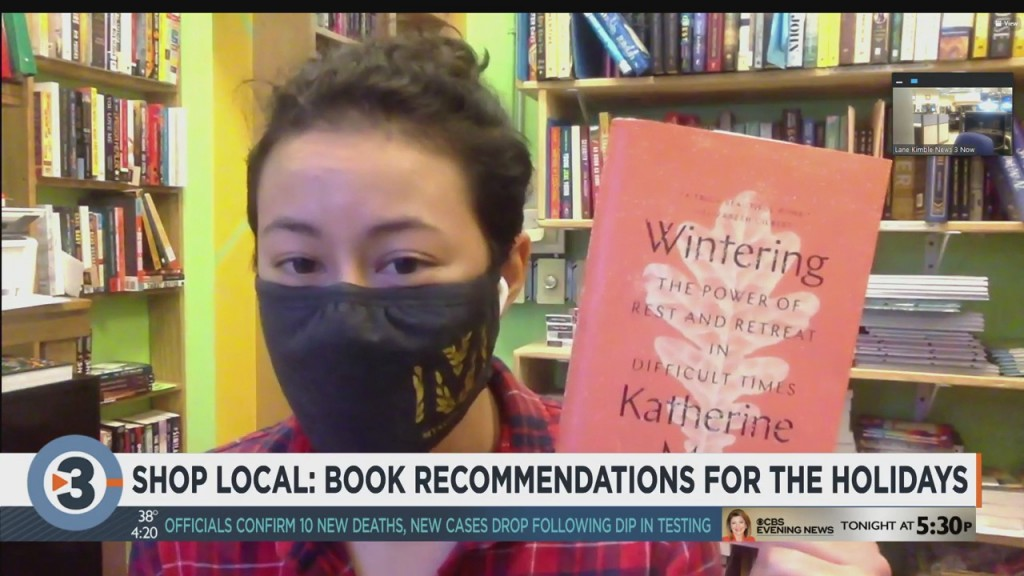Shop Local: Book Recommendations For The Holidays