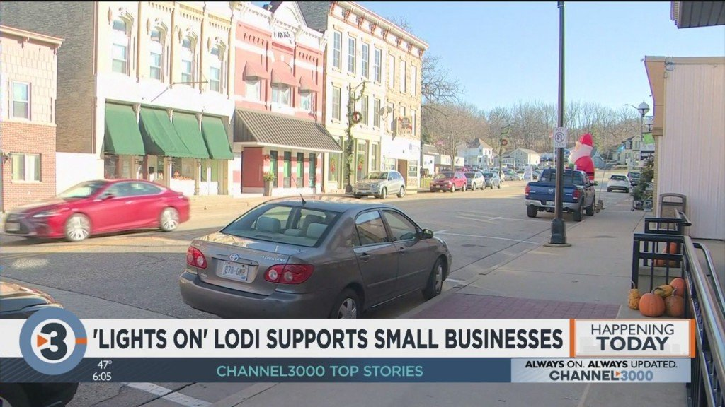 Lights On Lodi Supports Local Small Businesses This Holiday Season