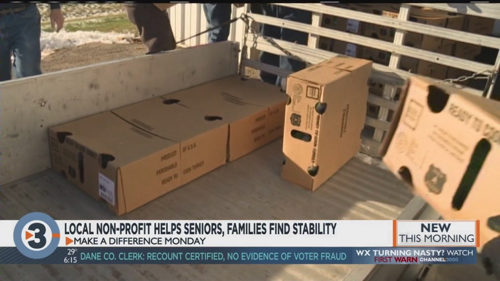Local Non Profit Helps Seniors, Families Find Stability