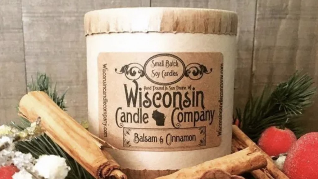 Wisconsin Candle Company candle