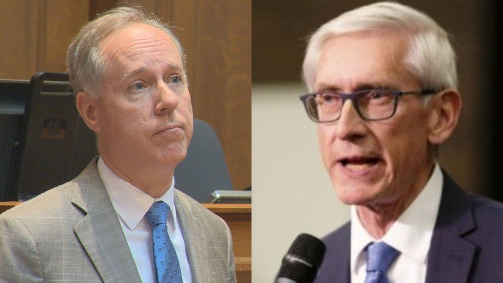 Robin Vos And Tony Evers