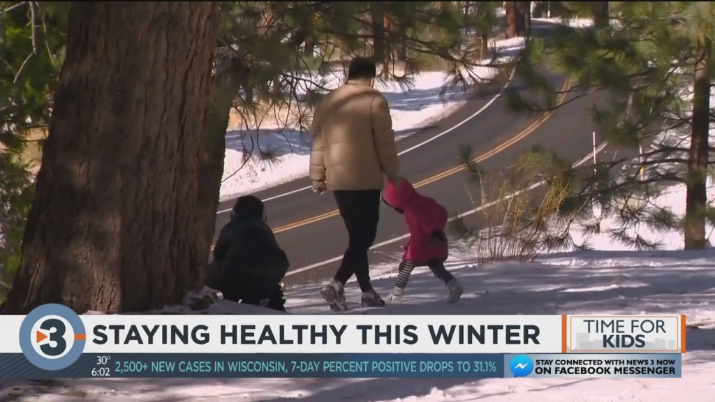 Staying Health This Winter During The Pandemic
