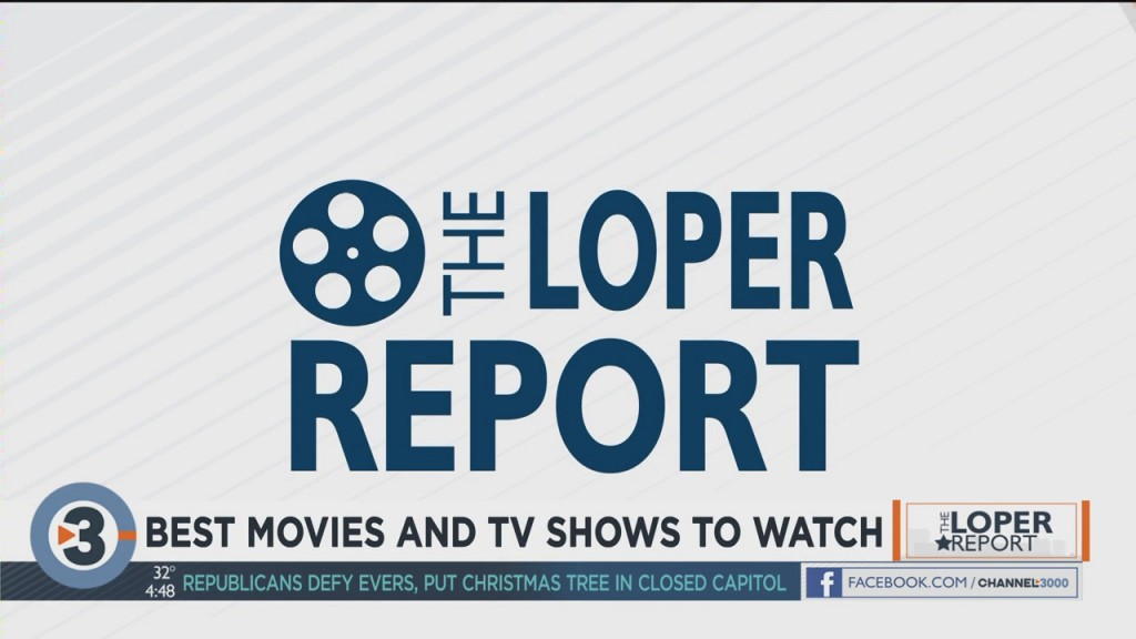 Loper Report: 'mank,' 'selena,' 'black Bear' And More