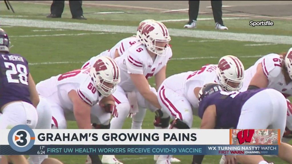 Graham's Growing Pains