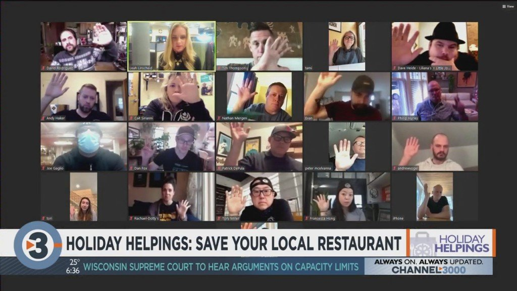 'how Many Of You Are Worried About Shutting Down': Help Save Madison's Restaurants
