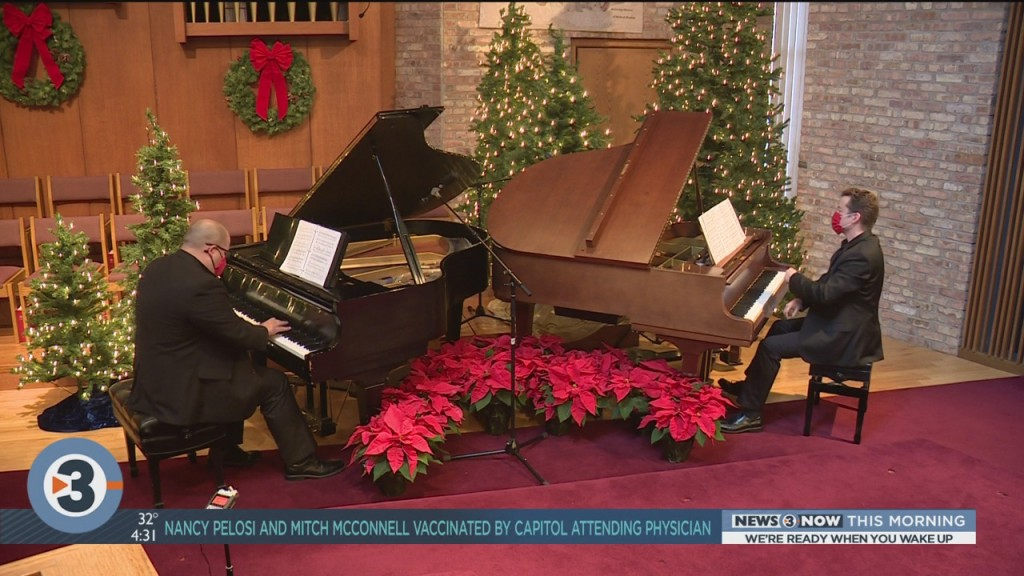 Holiday Performances On Live At Four Start With 'sleigh Bells'