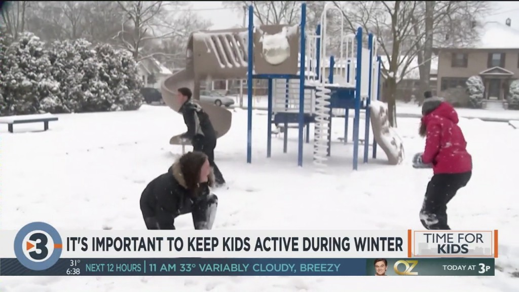 Family Physician Offers Up Ways To Stay Active, Indoors During The Winter
