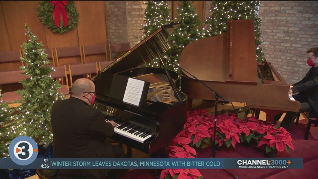 Sounds Of The Season: 'oh Holy Night'