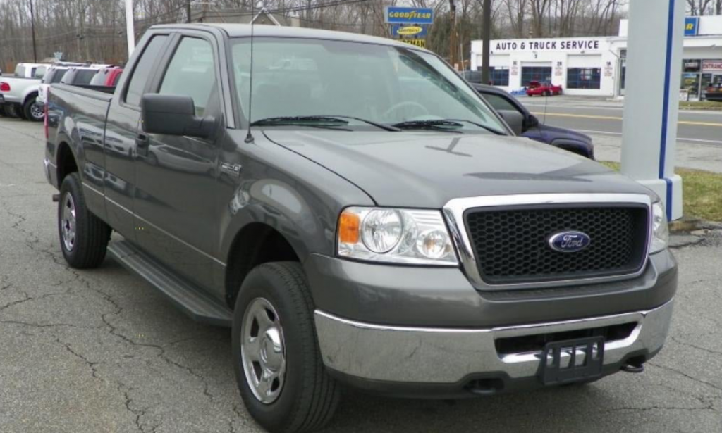 Ford 150 Extended Cab