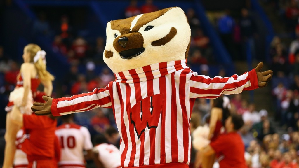 Bucky the Badger
