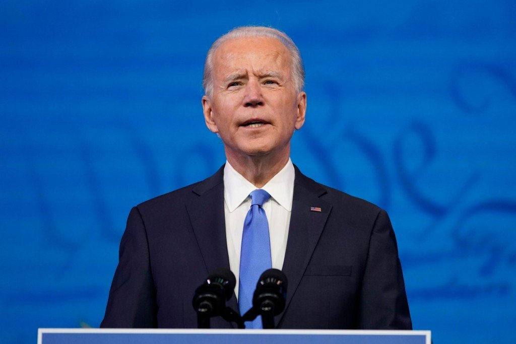 President-elect Joe Biden and Vice President-elect Kamala Harris are expected to introduce key Cabinet nominees and members of his climate team at an event in Wilmington, DE.