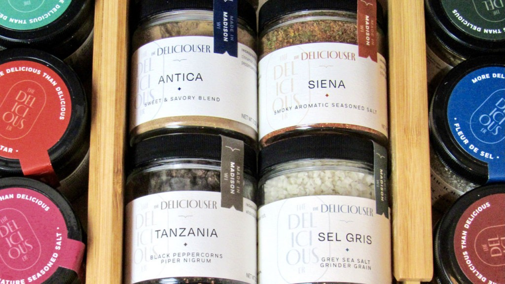 Spice Drawer with deliciouser spices