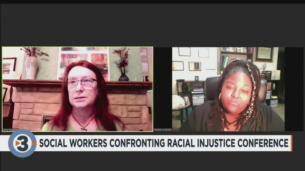 Social Workers Confronting Racial Injustice Conference