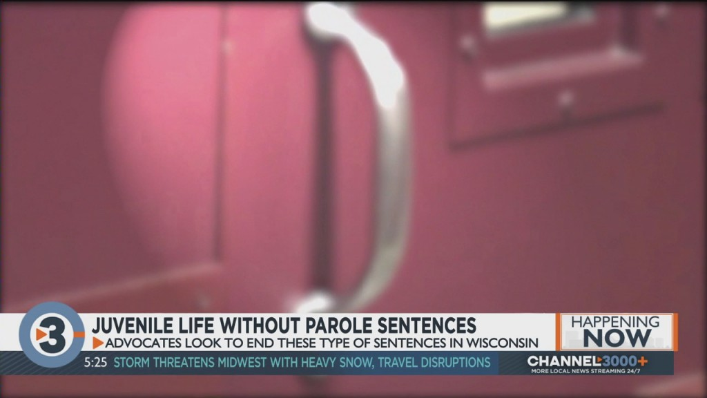 Advocates Look To End Juvenile Life Without Parole Sentences