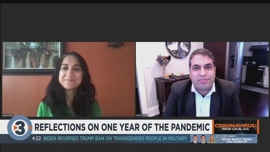 Reflections On One Year Of The Pandemic