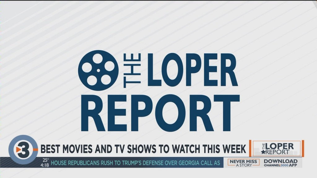Loper Report: 'news Of The World,' 'the Notebook,' 'wonder Boys' And More