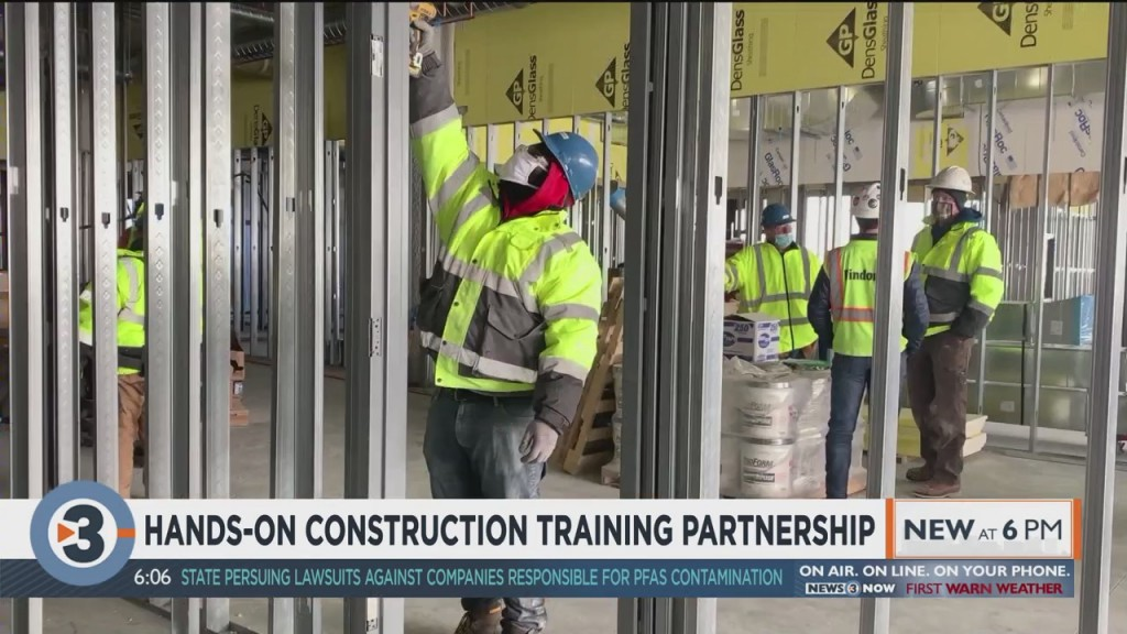 Hands On Construction Training Project