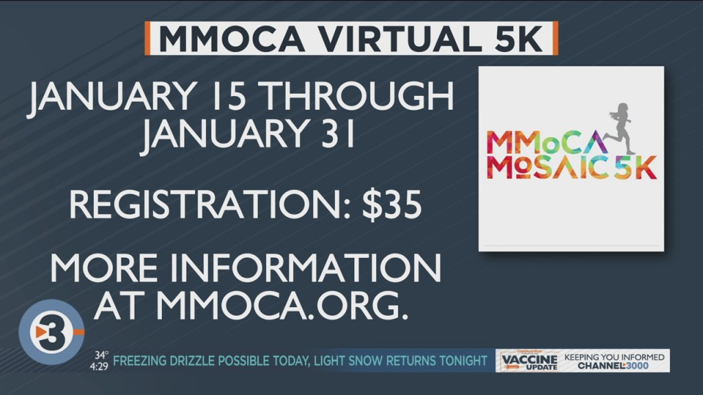 Supporting Mmoca With A Virtual 5k