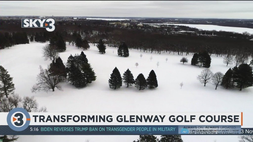Transforming Glenway Golf Course