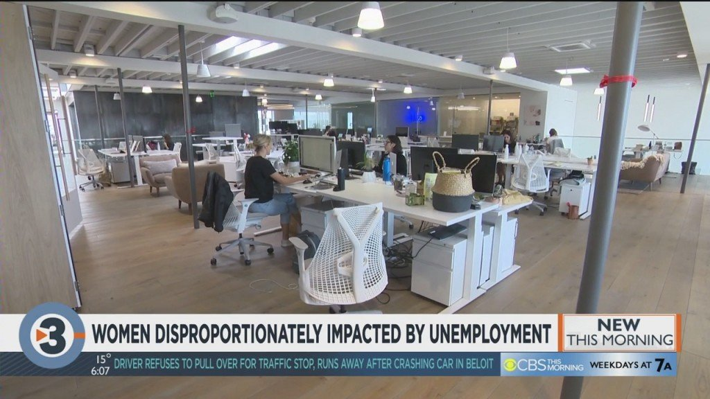 Women Disproportionately Impacted By Unemployment