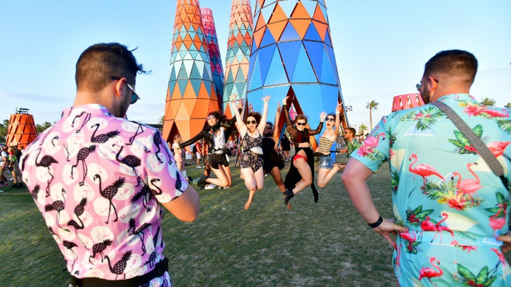 Coachella, Stagecoach festivals canceled