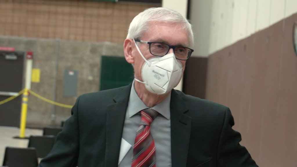 Evers In Mask