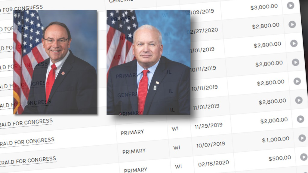 GOP U.S. Representatives Tom Tiffany (WI-07) and Scott Fitzgerald (WI-05) were the only two in the Wisconsin delegation to vote to overturn election results