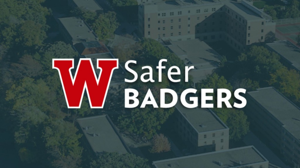 Safer Badgers App Screenshot
