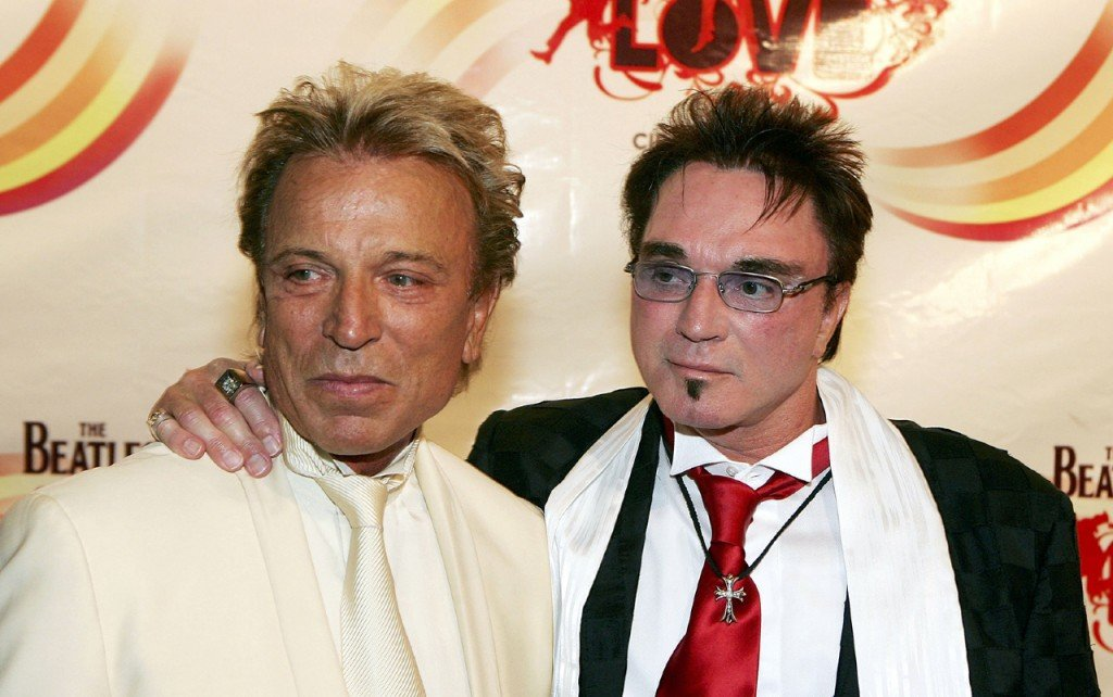 Siegfriend And Roy