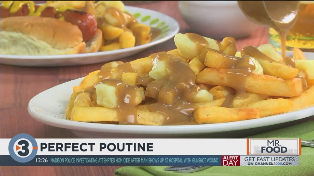 Mr. Food: Perfect Poutine