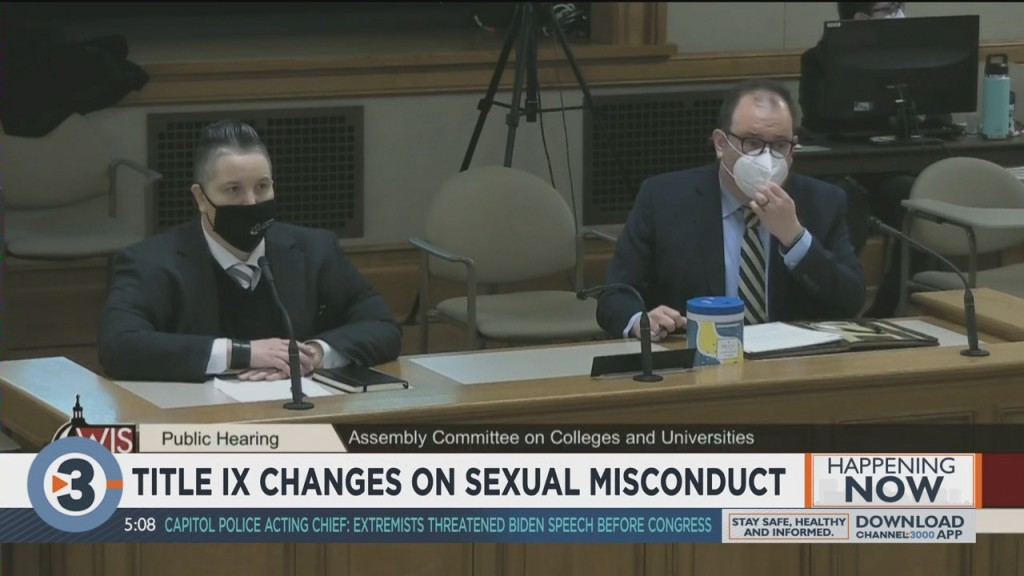 Title Ix Changes On Sexual Misconduct