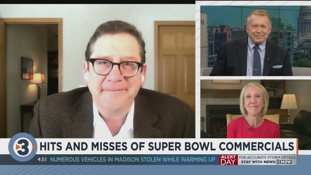 Hits And Misses Of Super Bowl Commercials