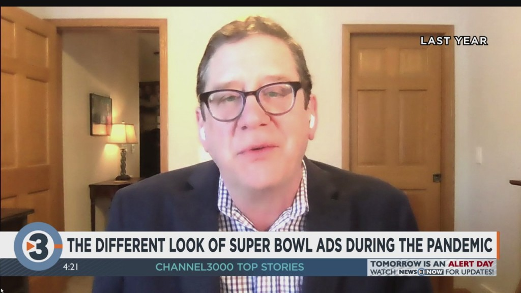 The Different Look Of Super Bowl Ads During The Pandemic