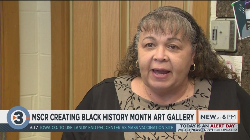 Mscr Creating Black History Month Art Gallery