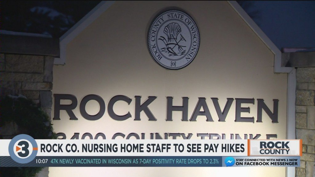 Rock County Nursing Home Staff To See Pay Hikes