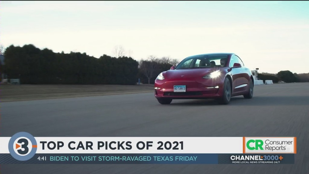 Consumer Reports: Top Car Picks Of 2021
