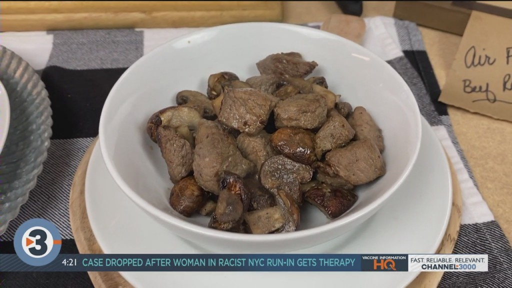 Angie Horkan Shares Easy Air Fryer Steak Recipes