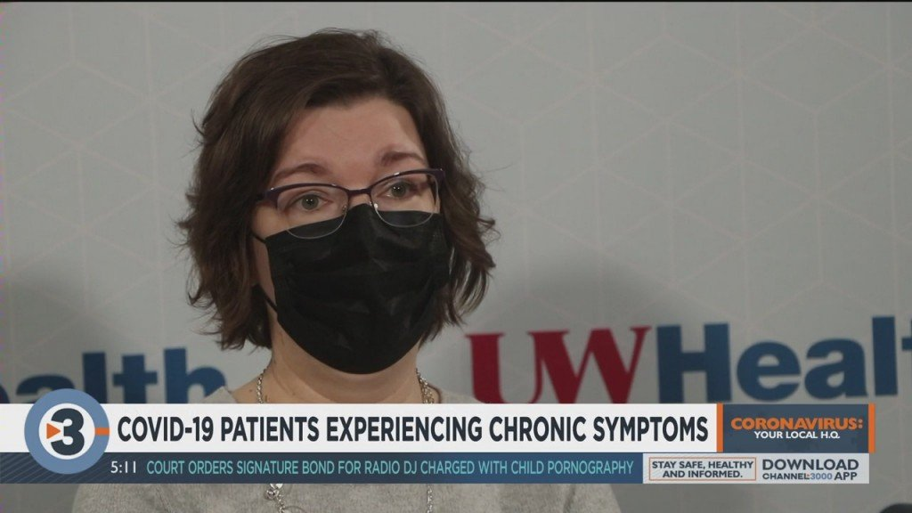Covid 19 Patients Experiencing Chronic Symptoms
