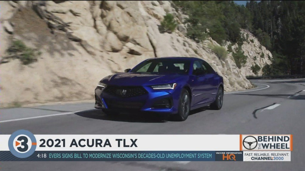 Behind The Wheel: 2021 Acura Tlx