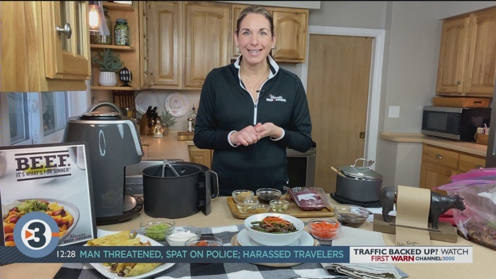 Angie Horkan Shares Easy Air Fryer Beef Recipes