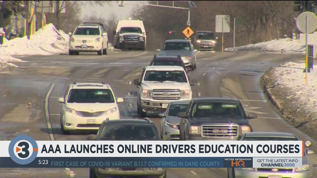 Aaa Launches Online Drivers Education Courses